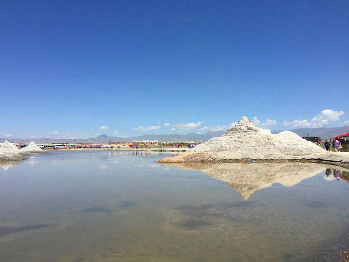 黑马河、茶卡盐湖、德令哈、柴达木图片