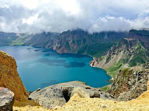 长白山景区旅游景点图片
