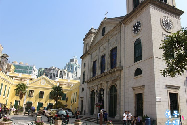澳门主教座堂图像
