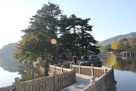 如琴湖旅游景点攻略图