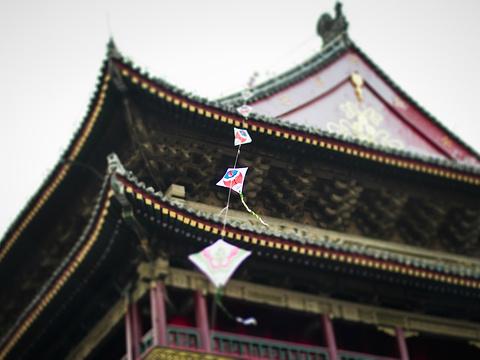 钟鼓楼广场旅游景点图片