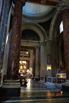 Santa Maria in Via旅游景点攻略图