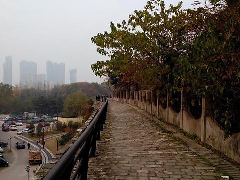 定淮门城墙旅游景点图片