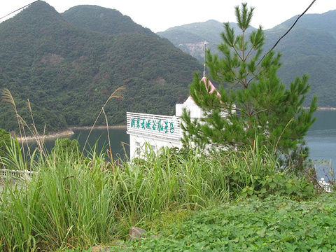 浙东大峡谷旅游景点攻略图