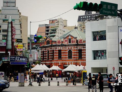 西门红楼旅游景点图片