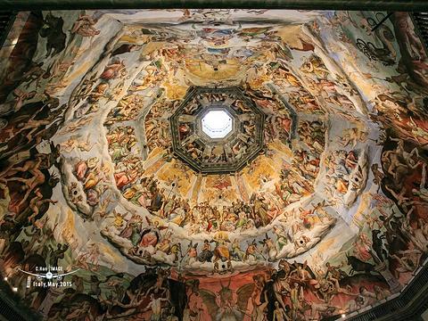 圣母百花大教堂旅游景点图片