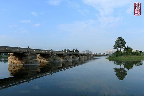 安平桥的图片
