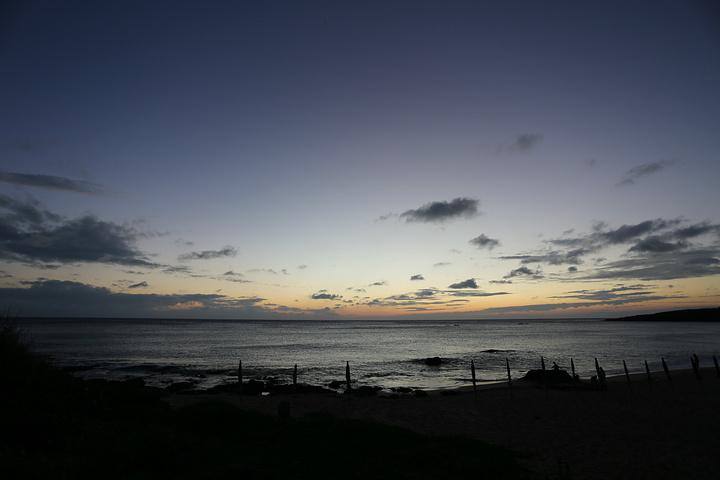 2018了下一个景点,白沙湾,其实这里是一个海滨浴场,因为李安的 少年Pi 最后一个镜头的选景地而出名 白沙湾海滩评论 去哪儿攻略社区图片