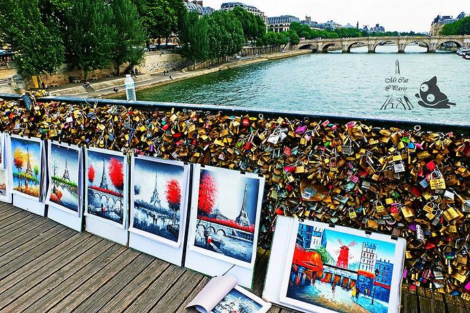 艺术桥图片