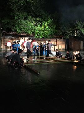 《梦幻沱江篝火晚会》演出旅游景点攻略图