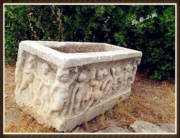"""""""赫菲斯托斯神庙(Temple of Hephaestus)位于雅典卫城山脚下的古安哥拉遗址 (..._赫菲斯托斯神庙""""的评论图片"""