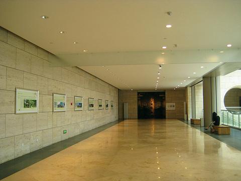 六朝博物馆旅游景点攻略图