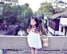 江南女子的心,寻古镇游南浔。