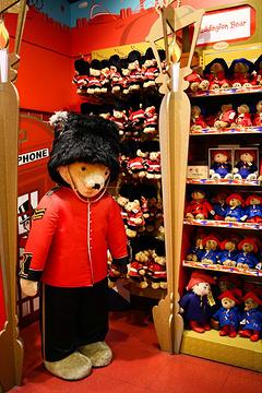哈姆雷斯玩具店旅游景点攻略图
