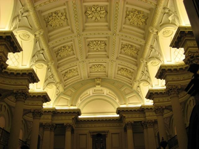 """""""乘坐免费的有轨电车,我们第一站在议会大厦..._维多利亚州议会大厦""""的评论图片"""