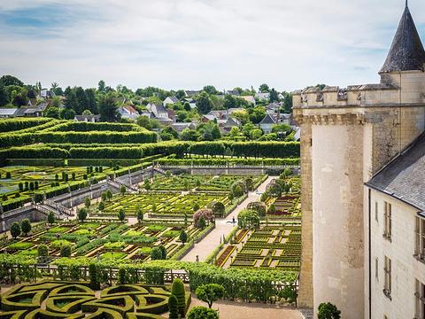 维朗德里城堡和花园旅游景点攻略图