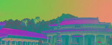 四恩寺旅游景点攻略图