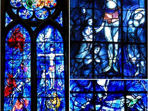 兰斯圣母大教堂旅游景点图片
