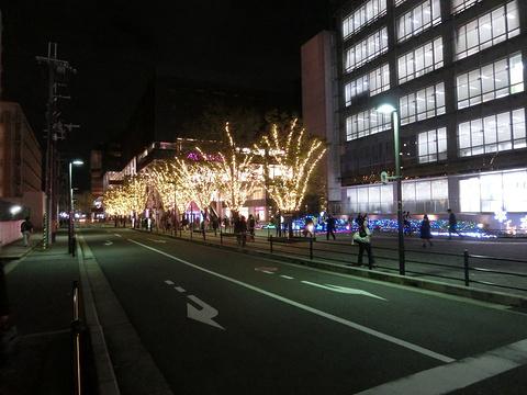 成田购物中心旅游景点攻略图