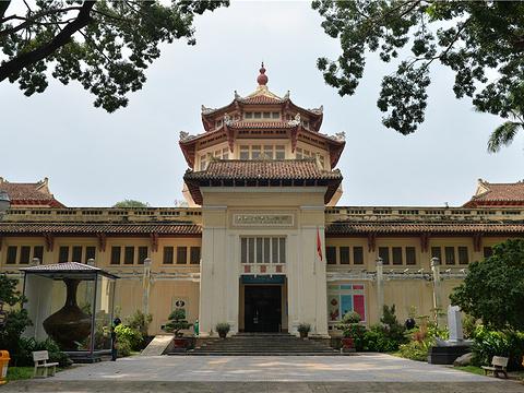胡志明历史博物馆旅游景点图片
