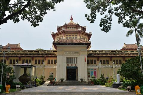 胡志明历史博物馆