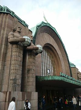 中央火车站旅游景点攻略图