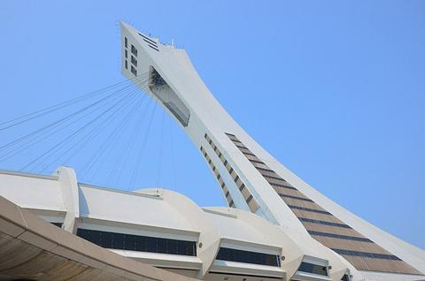 奥林匹克公园旅游景点攻略图