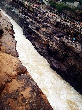 壶口瀑布旅游景点攻略图