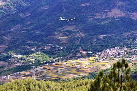 迪庆旅游景点图片