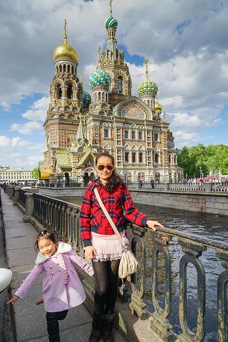 圣彼得堡闲逛图片