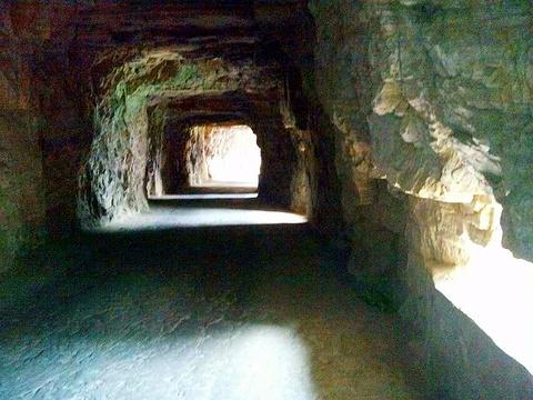郭亮隧道旅游景点攻略图