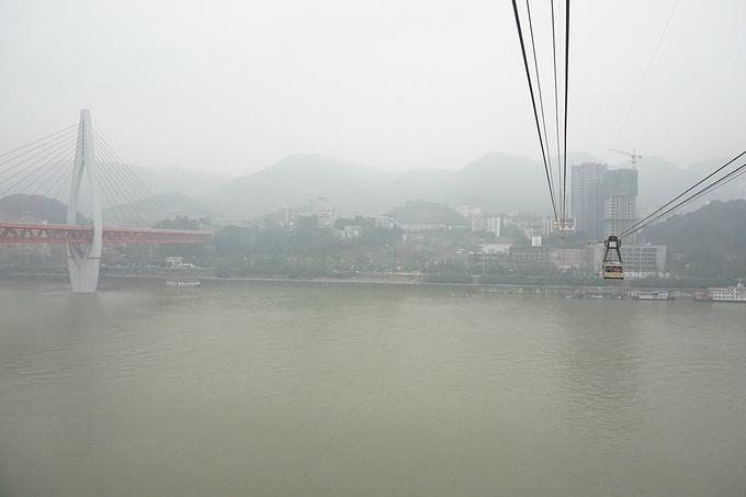 长江索道图片