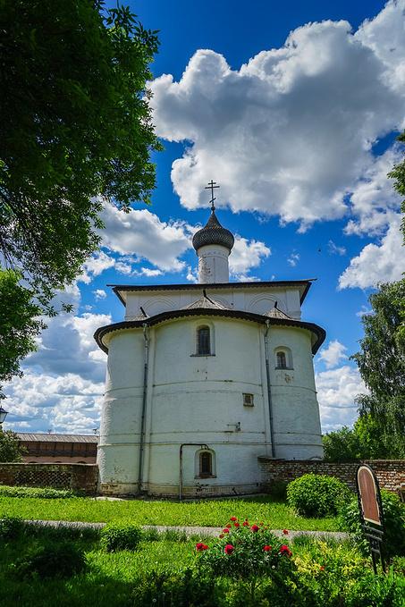 叶夫菲米救主修道院图片