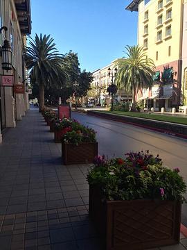 Santana Row旅游景点攻略图