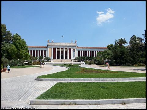 雅典国立博物馆旅游景点攻略图