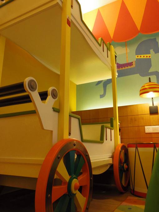 珠海长隆马戏酒店套房图片