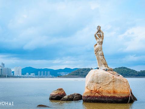 珠海渔女旅游景点图片
