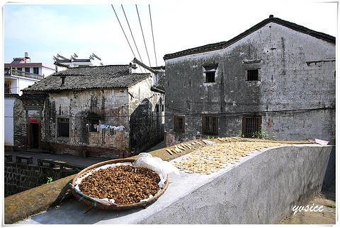万安古镇旅游景点攻略图