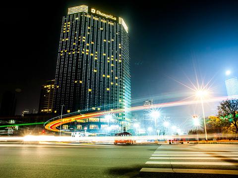 香格里拉大酒店 · 红咖啡厅旅游景点图片