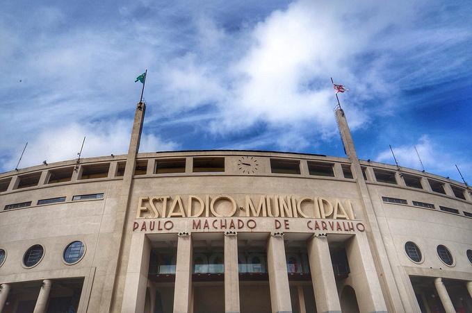 足球博物馆图片