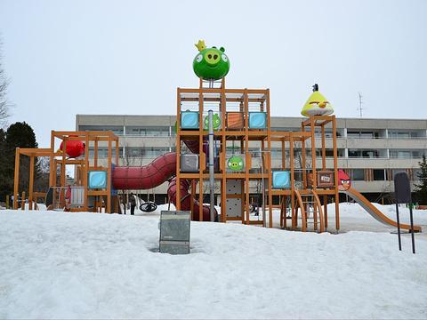 愤怒的小鸟主题公园旅游景点图片