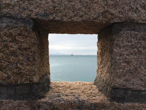 外伶仃岛旅游景点攻略图