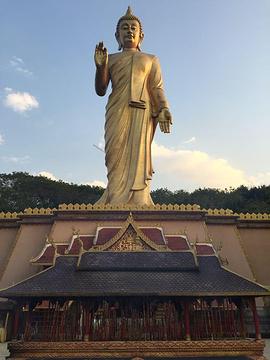 西双版纳勐泐文化旅游区旅游景点攻略图