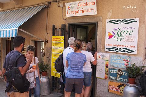Gelateria Cinque Terre旅游景点攻略图