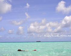 世界尽头之旅-马尔代夫
