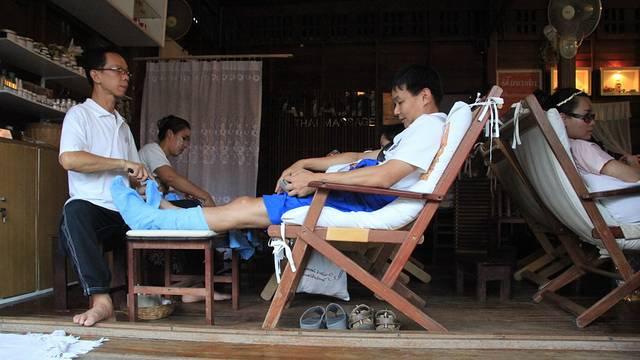 暹罗之恋,时间从泰国流过