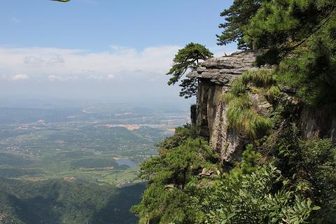 庐山风景名胜区的图片