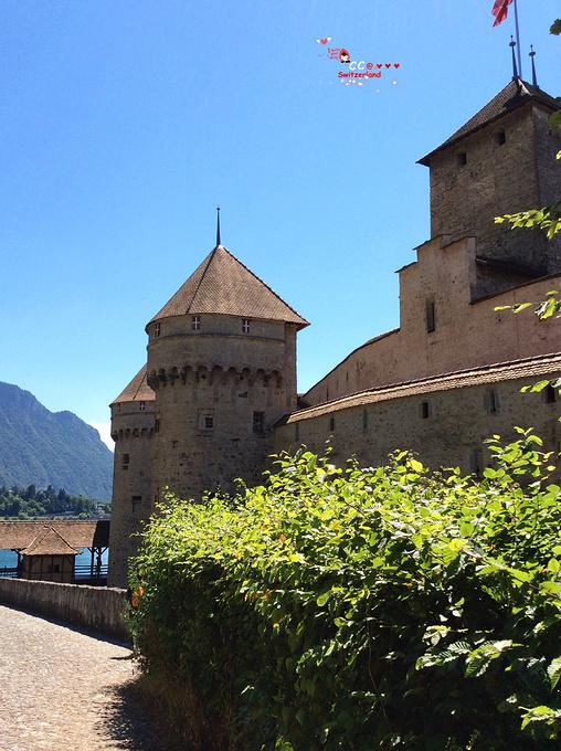 西庸城堡图片
