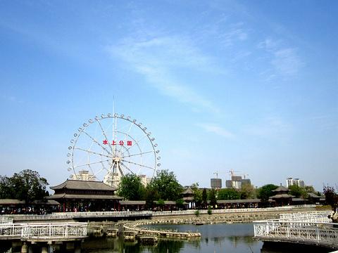 天津水上公园旅游景点图片