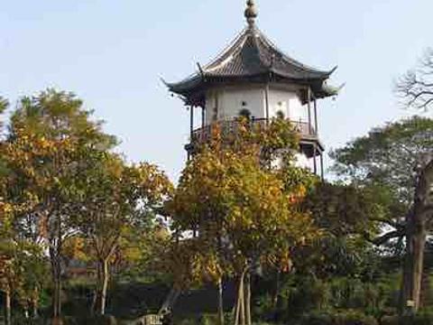 高邮奎楼旅游景点图片